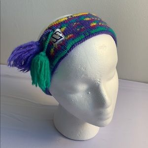 Vintage Murray Merkley Wool Headband